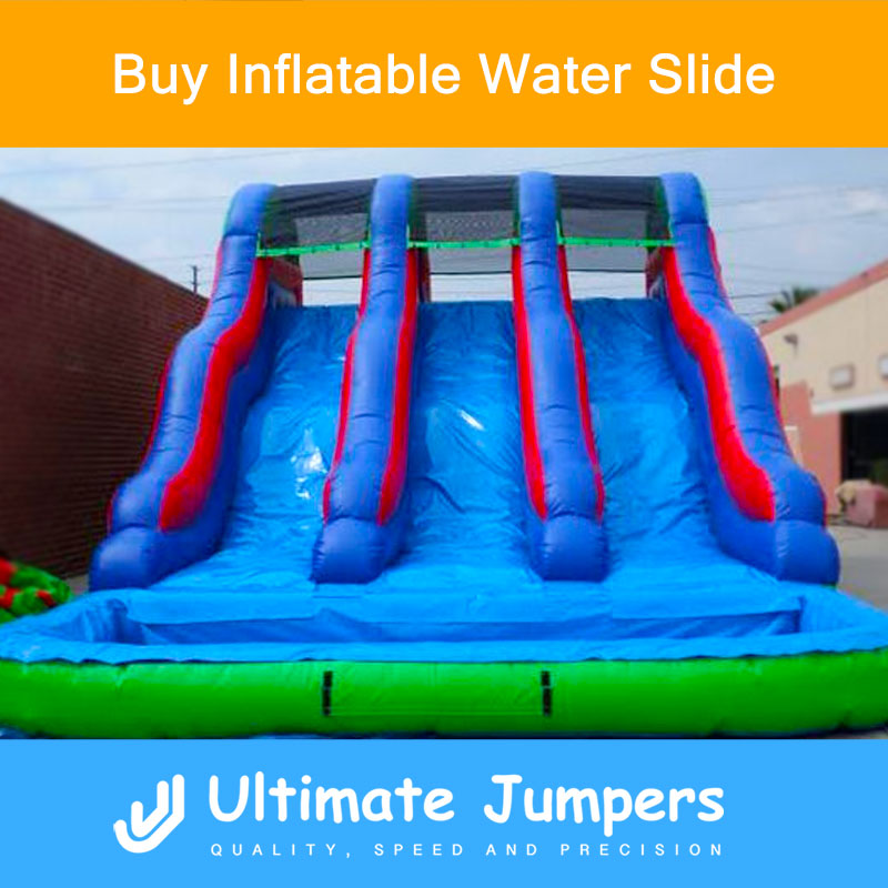 Where to Buy Inflatable Water Slide