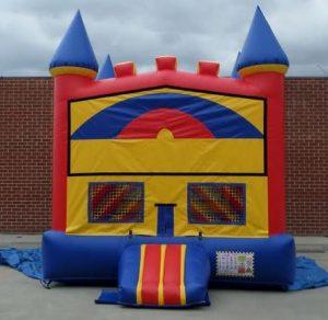 Castle Module Inflatable Bouncer