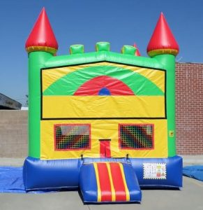 Castle Module Inflatable Jumper