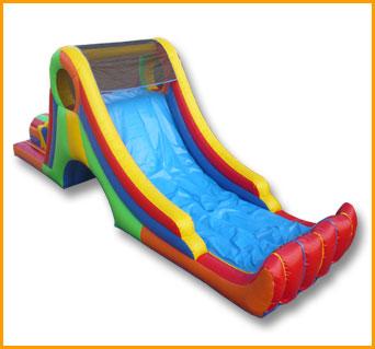 Climber Obstacle Slide
