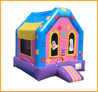 Dollhouse Inflatable Jumper