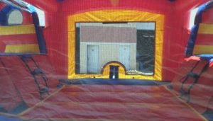 Double Direction Bouncer and Slide Combo