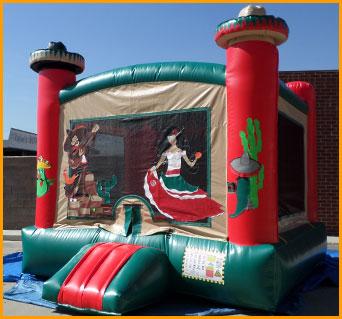 Fiesta Inflatable Jumper