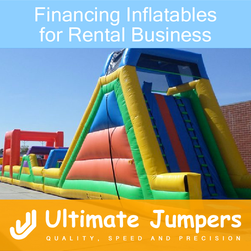 Financing Inflatables for Rental Business