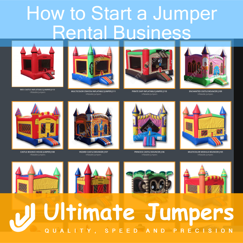 How to Start a Jumper Rental Business