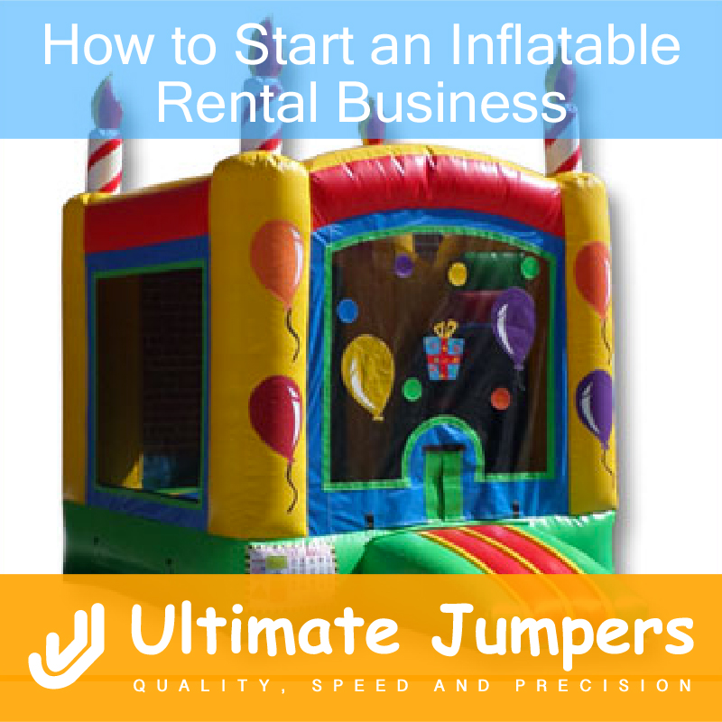 How to Start an Inflatable Rental Business