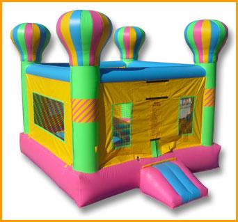 Indoor Adventure Balloon Bouncer