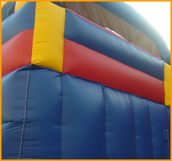 Inflatable 13' Single Lane Slide