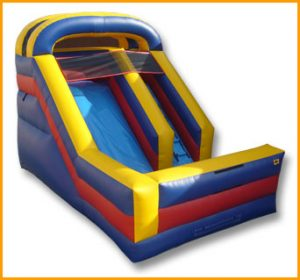 Inflatable 13' Single Lane Slide