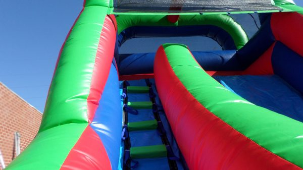 Inflatable 14 Foot Front Load Water Slide W116