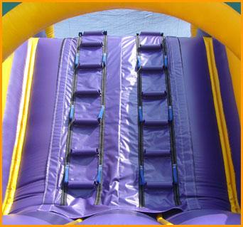 Inflatable 16' Back Load Slide