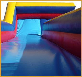 Inflatable 16' Single Lane Slide