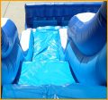 Inflatable 16' Triple Lane Slide