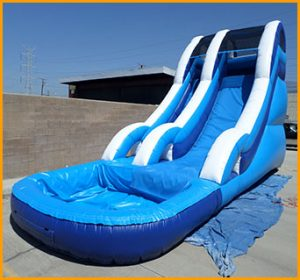 Inflatable 16' Water Slide