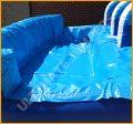 Inflatable 18' Double Lane Water Slide