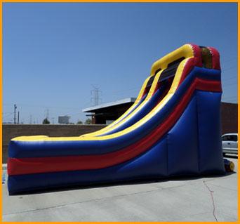 Inflatable 18' Front Load Slide