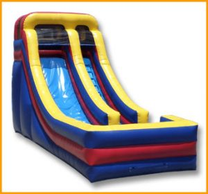 Inflatable 18' Front Load Slide