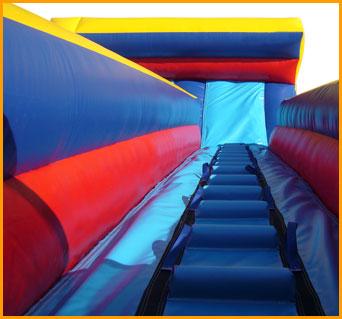 Inflatable 18' Single Lane Slide