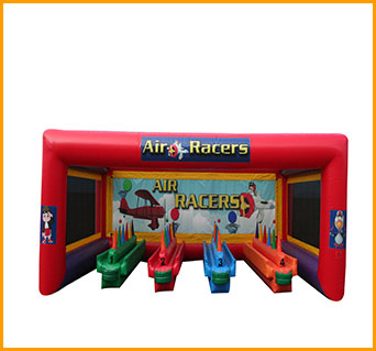 Inflatable Air Racer Game