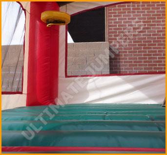 Inflatable Bounce Farm Combo