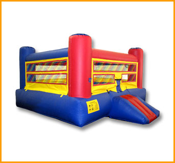Inflatable Boxing Ring