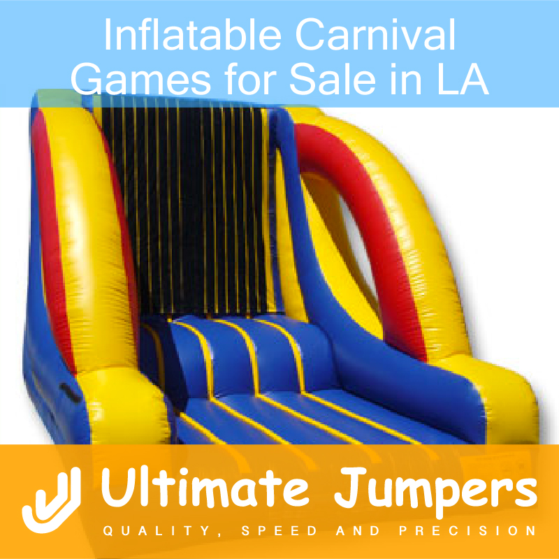 Inflatable Carnival Games for Sale in LA