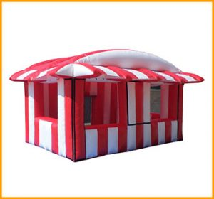 Inflatable Concession Booth