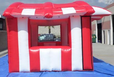 Inflatable Concession BoothInflatable Concession Booth