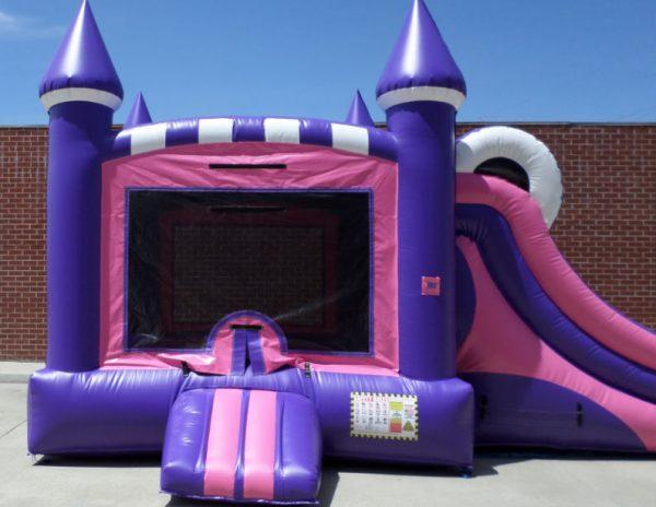 Inflatable Double Lane Princess Combo