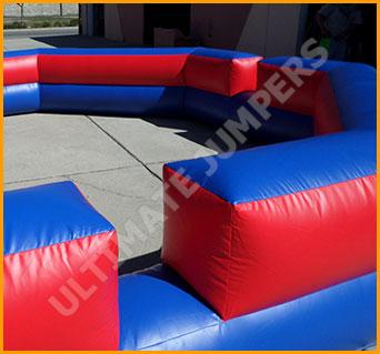 Inflatable Gaga Court