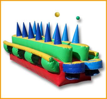 Inflatable Hoover Challenge