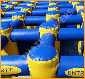 Inflatable Maze
