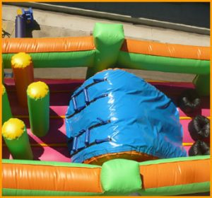 Inflatable Mini Obstacle Playland