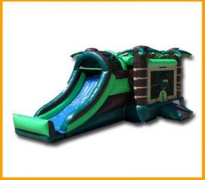 Inflatable Mini Tropical Combo