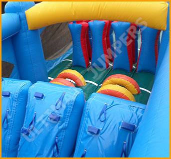 Inflatable Quarterback Training Camp