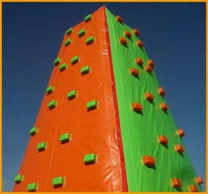 Inflatable Rock Climbing Wall