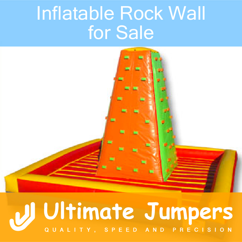 Inflatable Rock Wall for Sale