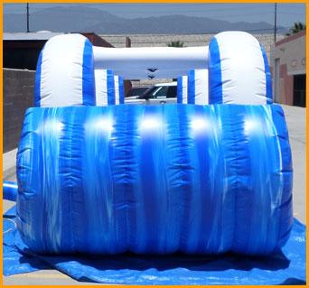 Inflatable Single Lane Slip N Dip