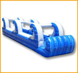 Inflatable Single Lane Slip N Dip