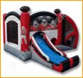 Inflatable Tailgate Party Jumper Slide Combo