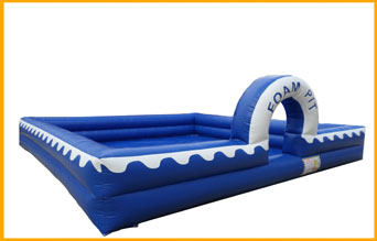 Inflatable Ultimate Foam Pit