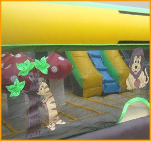 Inflatable Ultimate Safari