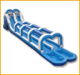 Inflatable Water Slide Slip N Dip