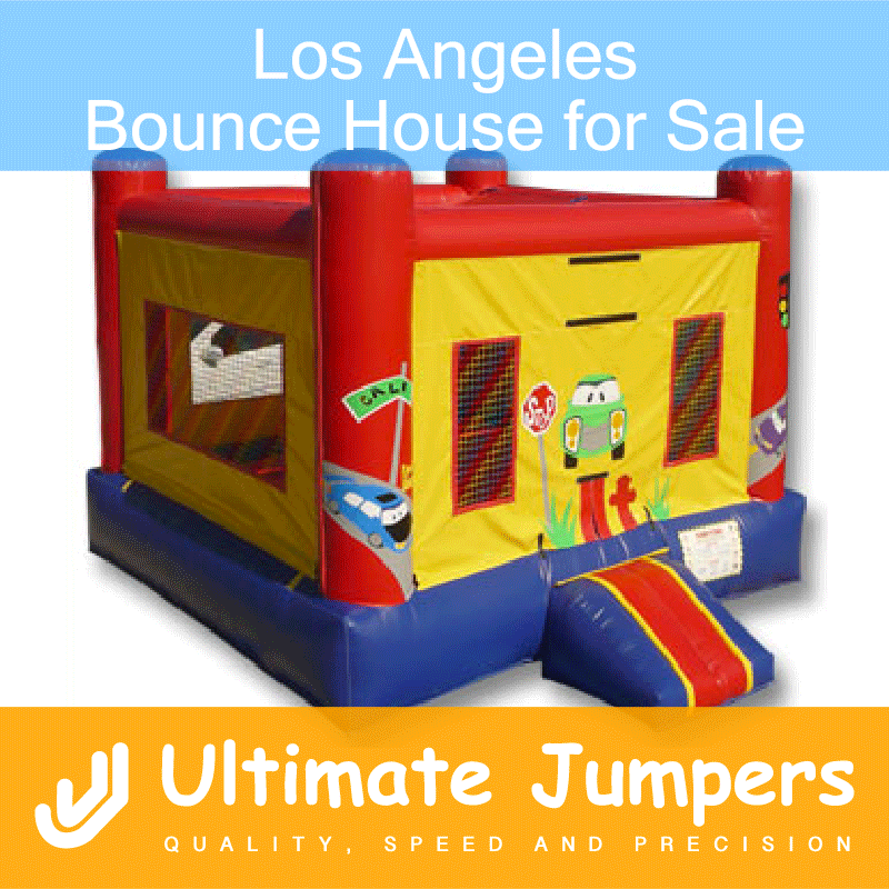 Los Angeles Bounce House for Sale