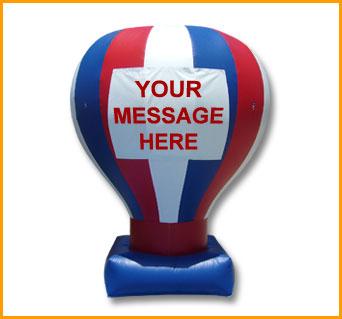 Medium Advertising Balloon