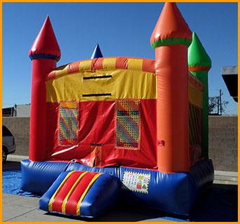 Multicolor Castle Jumper