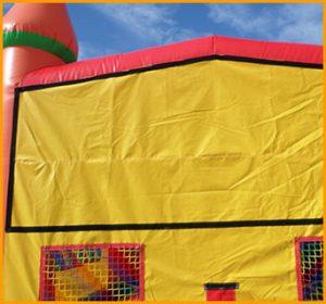Multicolor Castle Module Jumper