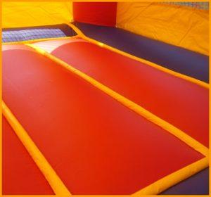 Multicolor Crayon Inflatable Jumper