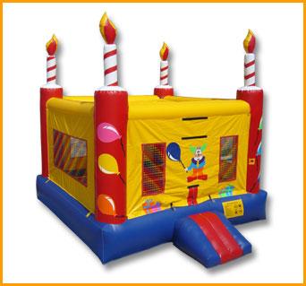Primary Colors Birthday Cake Jumper