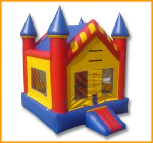 Primary Colors Castle Moon Jump